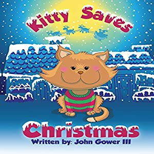 Kitty Saves Christmas Audiobook