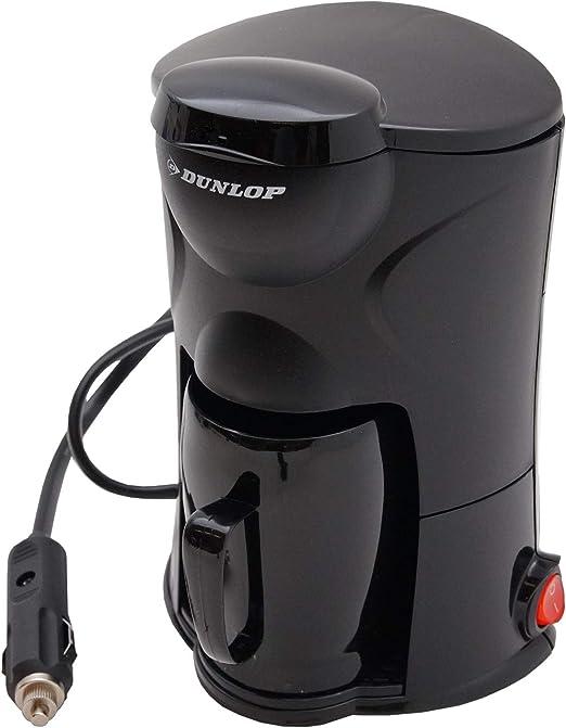 24 V Dunlop 250 W filtro cafetera eléctrica Camiones Cafetera 24 V ...