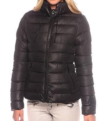 Veste d hiver pour femme taille s m l xL veste en duvet matelassée pour  femme aspect taille 36 38 40 42 noir, bleu, rose  Amazon.fr  Vêtements et  ... e201f8acf30