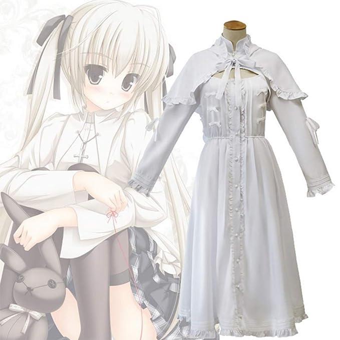 GGOODD Anime Yosuga No Sora Kasugano Sora Cosplay Costume Lolita ...