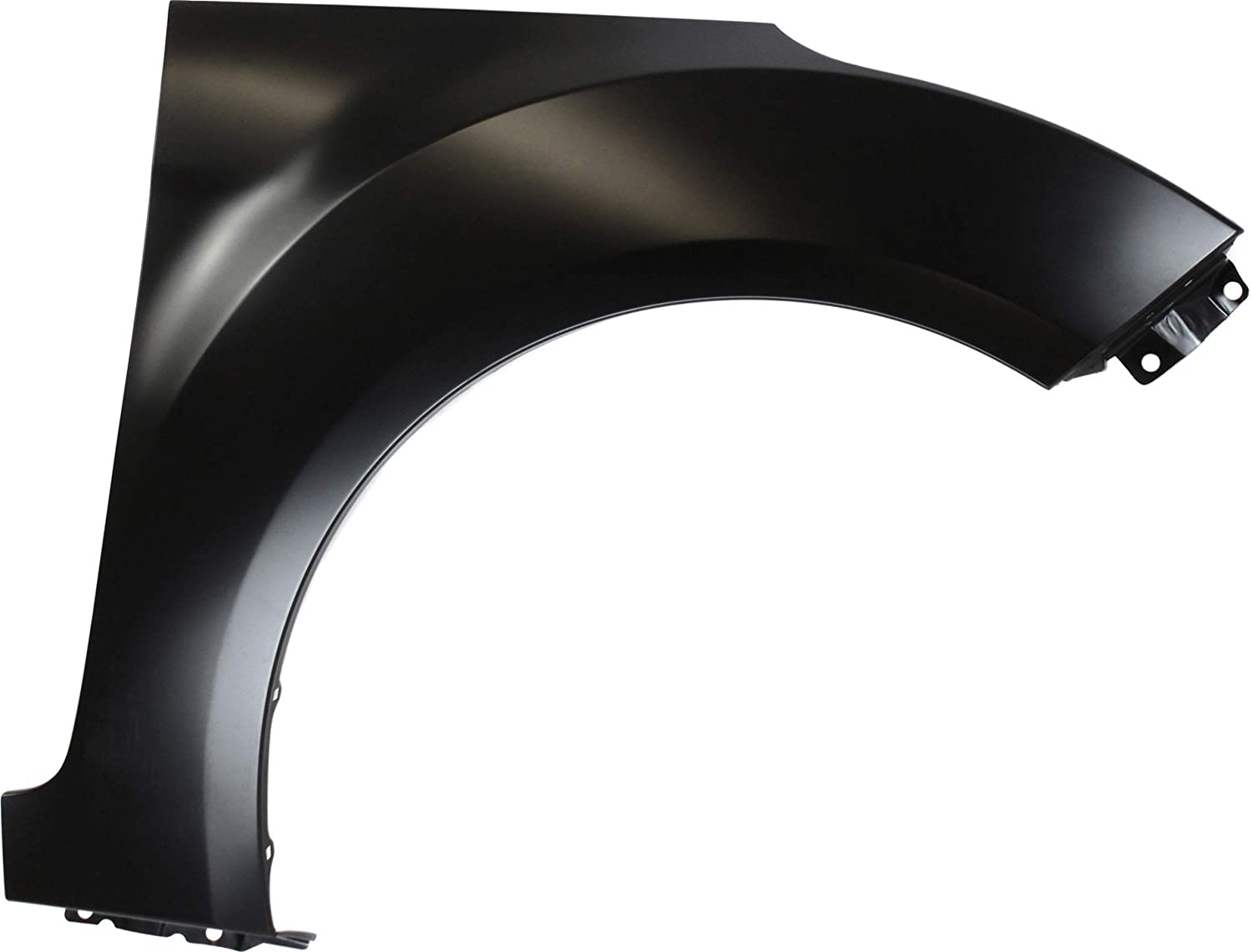 Front Fender Compatible with 2012-2017 Hyundai Veloster Steel Passenger Side