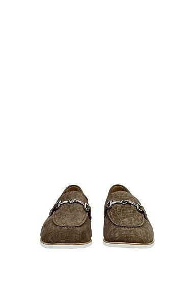 Mocasines Armani Giorgio Hombre - (X2A236XC03800128) EU: Amazon.es: Zapatos y complementos