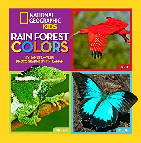 Download Rain Forest Colors (National Geographic Kids) pdf