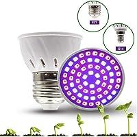 Bombilla de Planta LED de Espectro Completo, lámpara