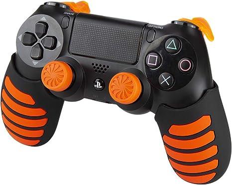 FR·TEC - Protector Mando Control Mod Pro Dualshock 4 - PS4: Amazon.es: Videojuegos