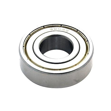 Candy lavadora rodamiento de tambor 6203Zz 6203ZZ: Amazon.es ...