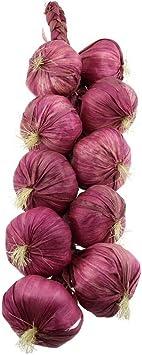 Gresorth 30 PCS Mini Size Artificial Onion Fake Vegetable Home Kitchen Decoration