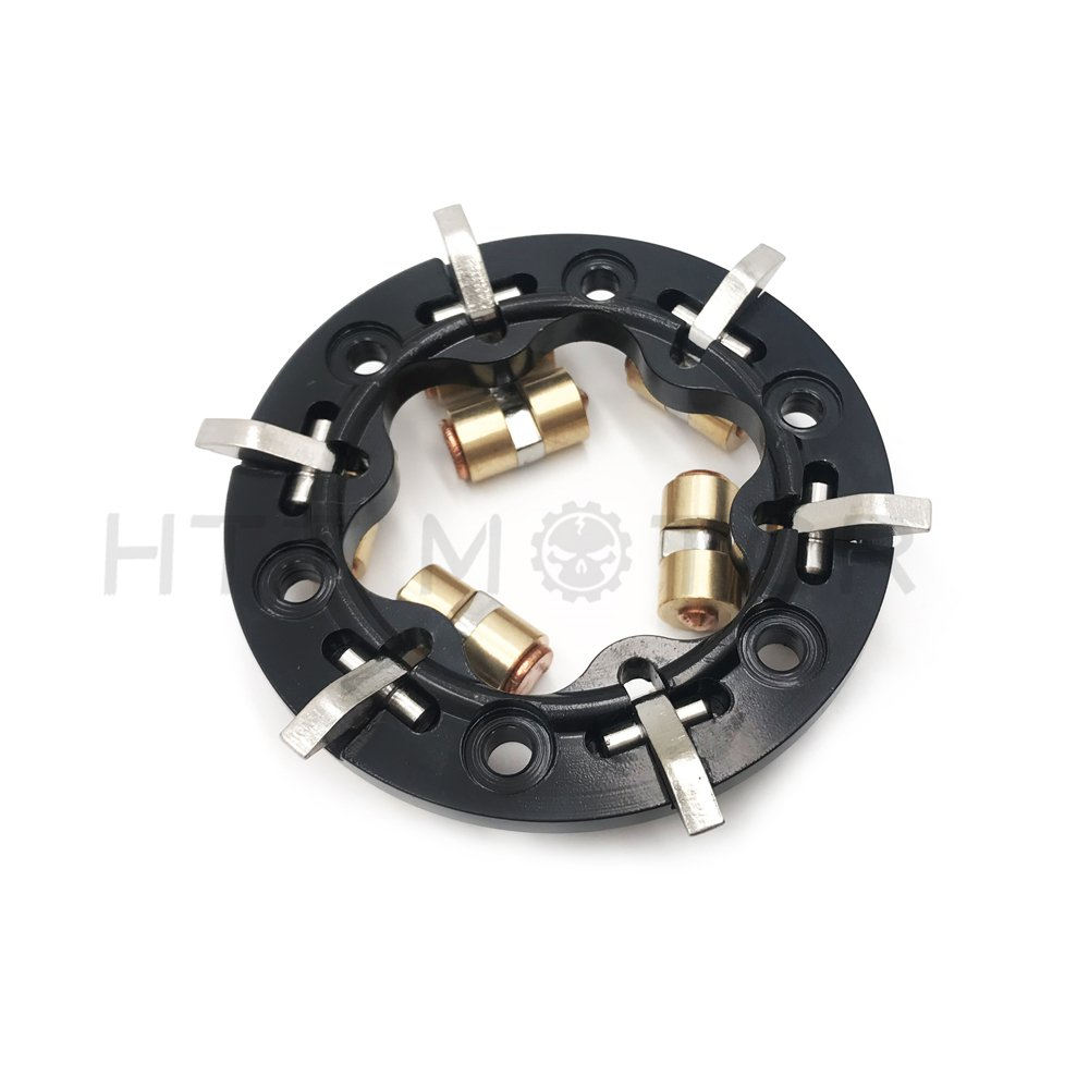 40/% more clamping force HTTMT Variable Pressure Clutch Plate For 1998-2017 Touring Big Twin Next Generation Low Profile P//N: EPC007