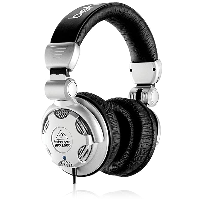 Behringer HPX2000 High-Definition DJ Headphones DJ Headphones at amazon