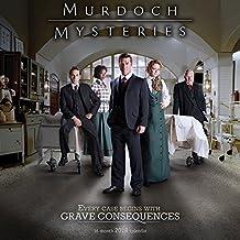 Murdoch Mysteries 2018 Square Wall Calendar