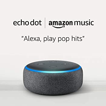 Echo Dot (3rd Gen) + 1 Month of Amazon Music Unlimited