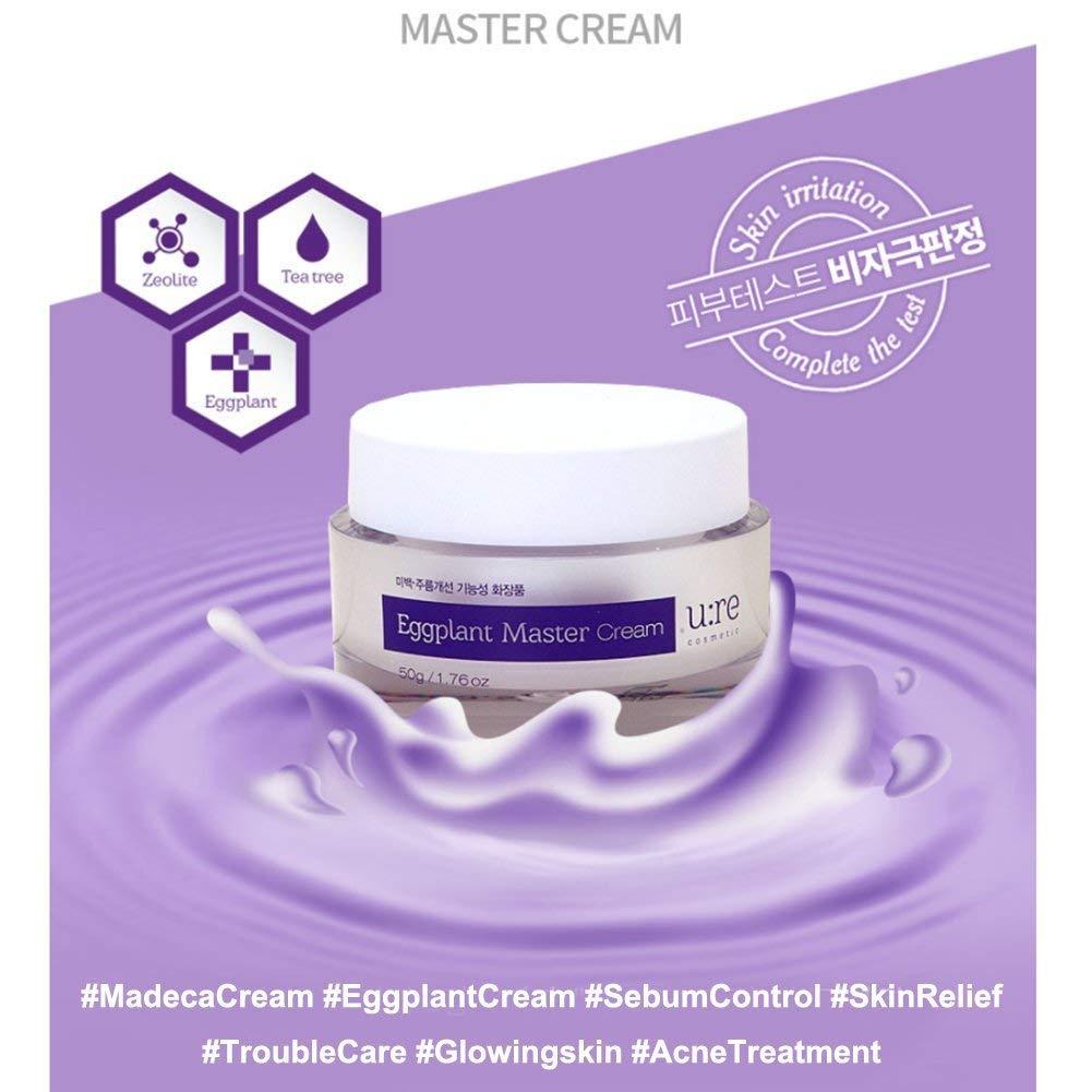 U RE SKIN Eggplant Master Cream 50g