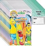 Sesame Street Grab n Go Play Packs (12 Packs)