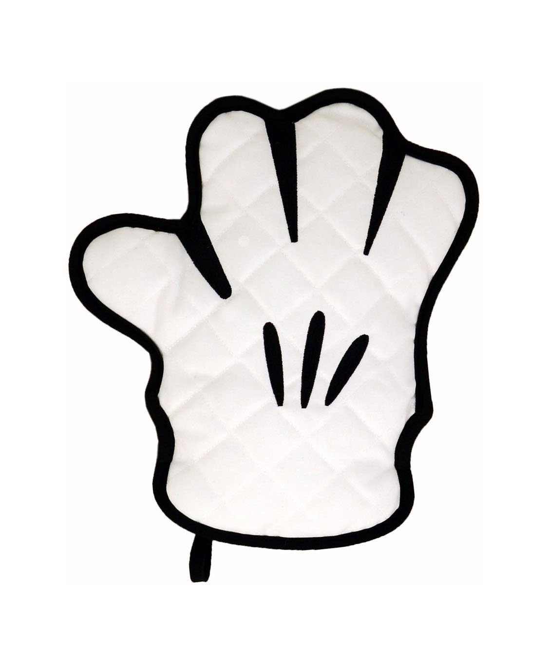 Disney Parks Exclusive Mickey Mouse Glove Hand Oven Mitt