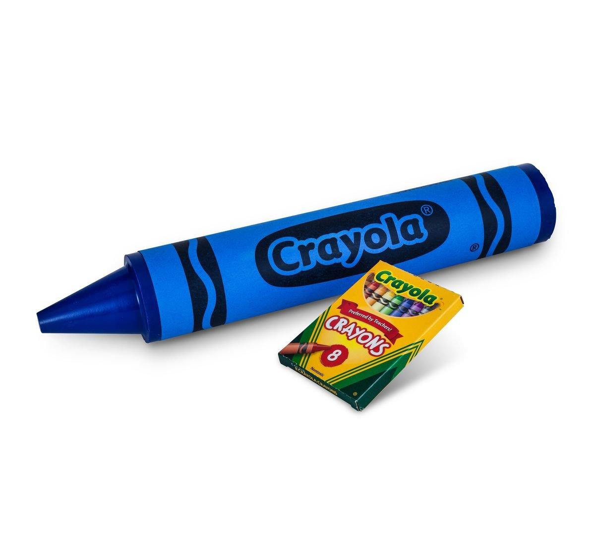 Giant Crayola Crayon - (Cornflower) Blue