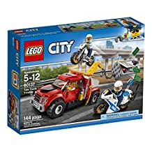 LEGO 6174384 City Police Tow Truck Trouble 60137 Building Kit
