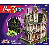 PUZZ 3D Victorian Haunted House Puzzle