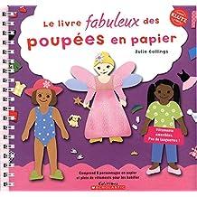Klutz : Le livre fabuleux des poupées en papier