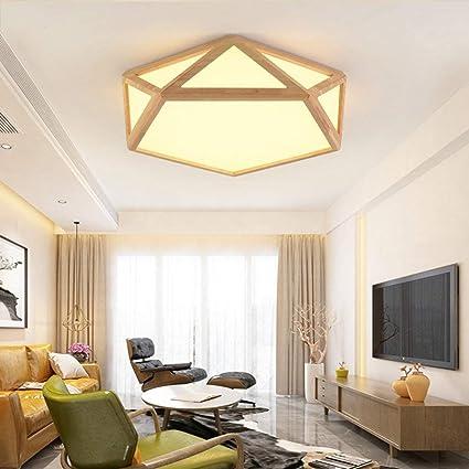 DEED Luz de techo para el dormitorio de la casa, lámpara de ...