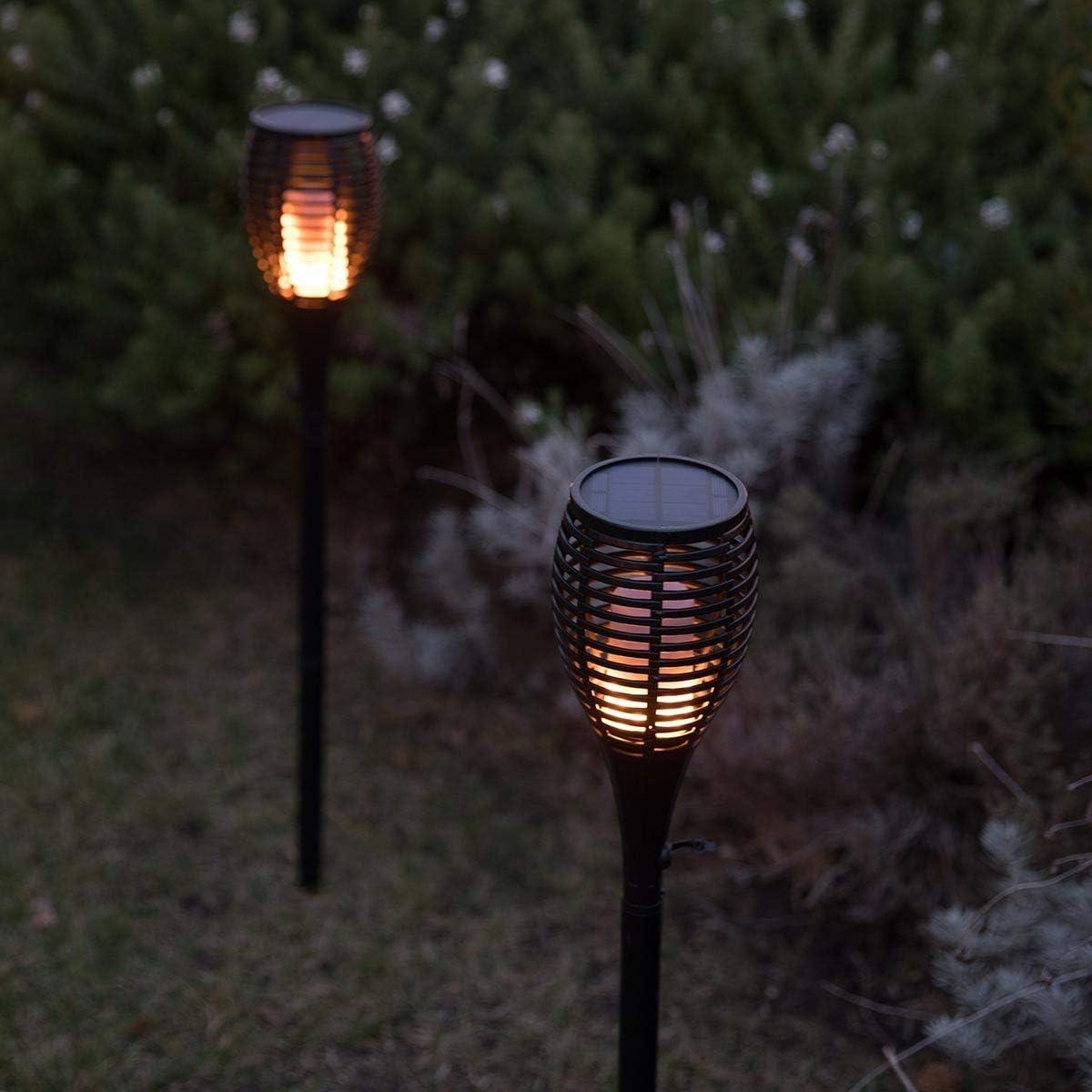 POWERPLUS Kiwi Energie Solaire EFFET FLAMME LUMIERE MURALE