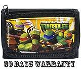 Toys : Ninja Turtles Black Trifold Wallet