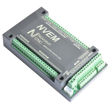 Generic 5 Axis CNC 200KHz Ethernet MACH3 Card PWM Motor