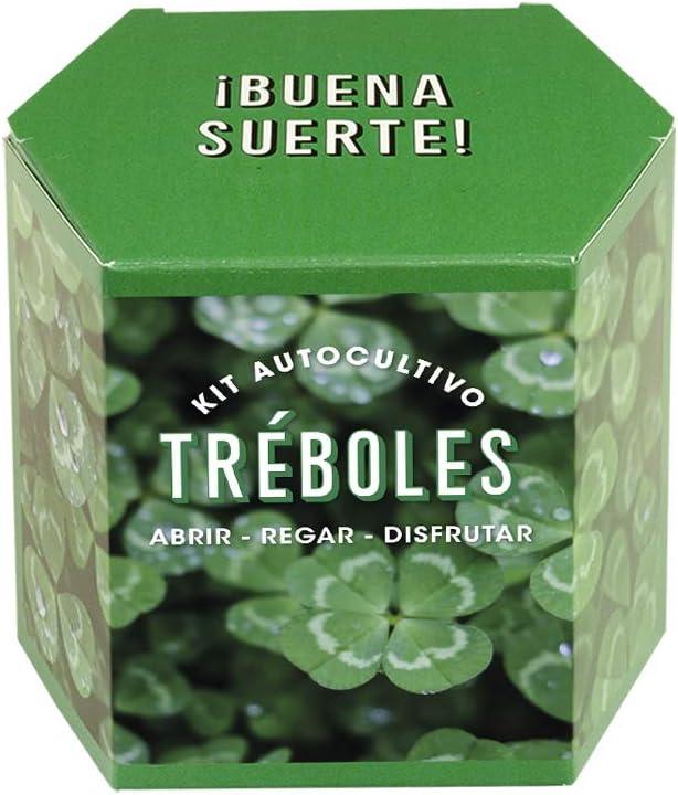 Kit autocultivo Tréboles