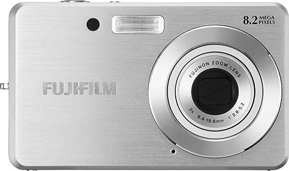 amazon com fujifilm finepix j10 8 2mp digital camera with 3x rh amazon com