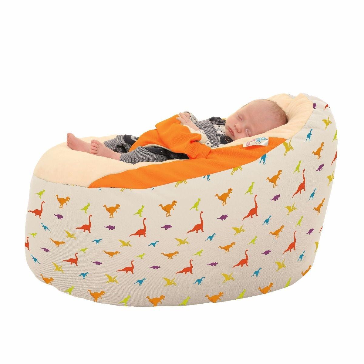 Dinosaur Gaga+ - Puf para bebé: Amazon.es: Bebé