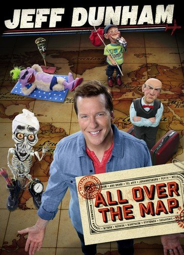 Jeff Dunham: All Over the Map]()