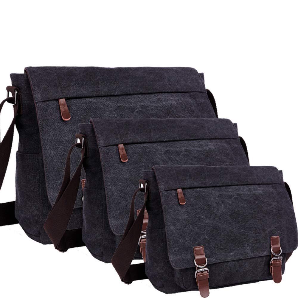 Brand Men Bag Canvas Casual Business Mens Messenger Bag Fashion MenS Crossbody Bag