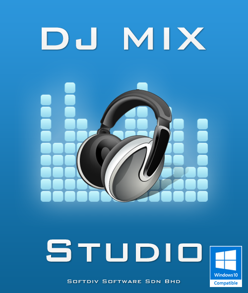 Professional Music Mixing Software (DJ Mix Studio [Download])