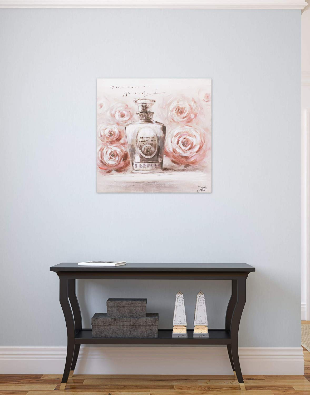 Kunstloft® Cuadro en acrílico Joy of Beauty 60x60cm ...