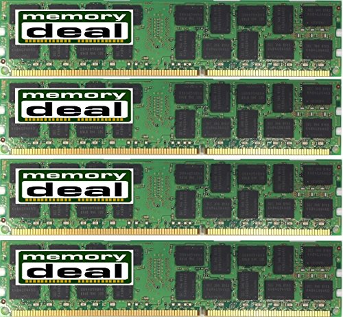 - 32GB (4X 8GB) DDR3-1333 PC3-10600 Memory RAM for APPLE MAC PRO 5,1 Westmere