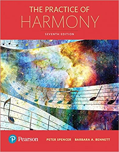 amazon com the practice of harmony 7th edition 9780133785203