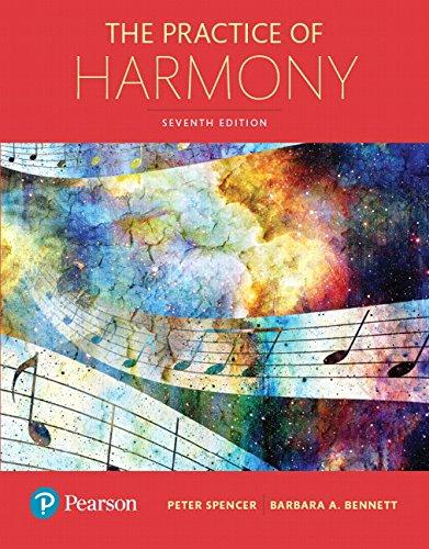 The Practice of Harmony, Books a la Carte (7th Edition)