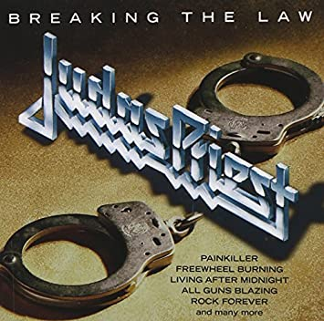 Breaking the Law by Judas Priest (2001-10-22)