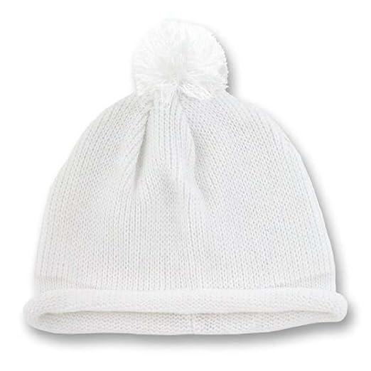 51471663c62d0 Amazon.com  Decky Winter Cold Weather Pom Pom Beanie Caps- White ...