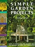 Simple Garden Projects, Terence Conran and Random House Value Publishing Staff, 0517142317