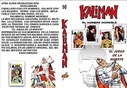 Kaliman el hombre increible online dating