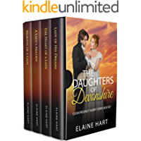 The Daughters of Devonshire: Clean Regency Short Story Box Set