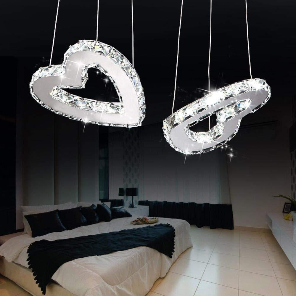 Multicolor Moderne LED-Kristall-Kronleuchter Kristall-Lampen-Leuchterbeleuchtung Luster Schlafzimmer Wohnzimmer Lampe Lampenfassung K9 Kristalllichter