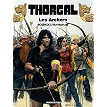 Thorgal - tome 09 – Les archers (French Edition)