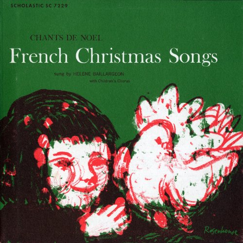 French Christmas Songs: Chants de Noël (French Christmas A)