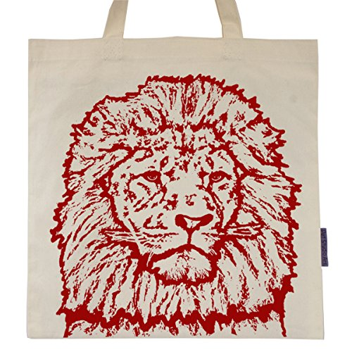 The Lion Tote Bag Amazing Animals Tote