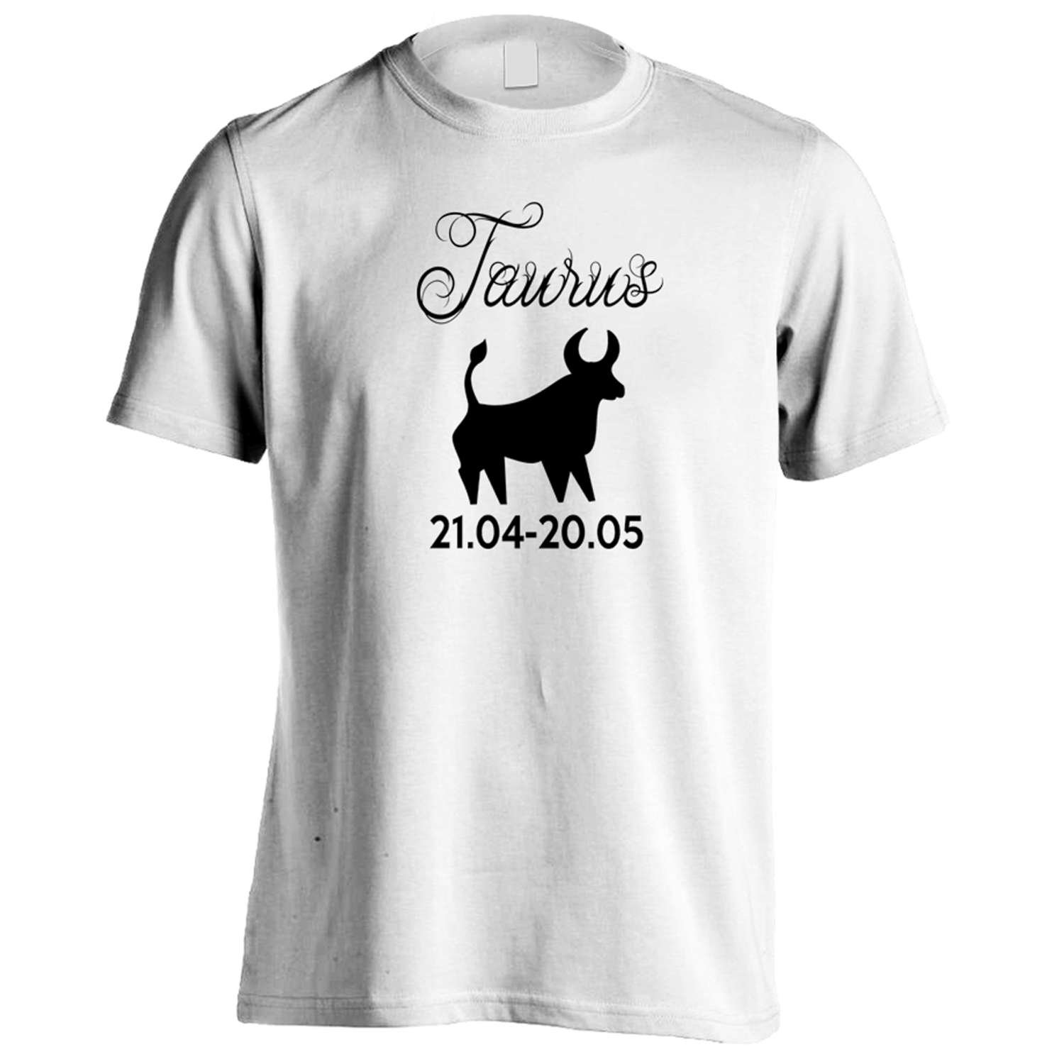 Taurus Zodiac Sign Men's T-Shirt Tee b47m