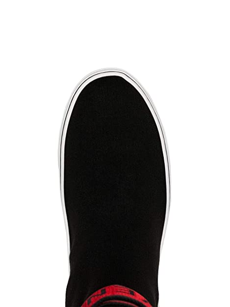 Givenchy Luxury Fashion Uomo BH000TH0AG009 Nero Hi Top