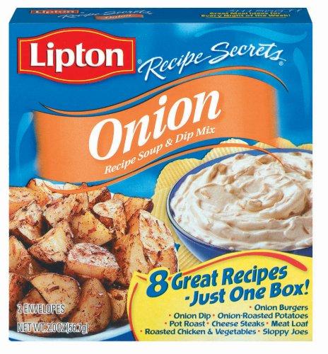 Lipton Recipe Secrets Onion Recipe Mix - 2 oz