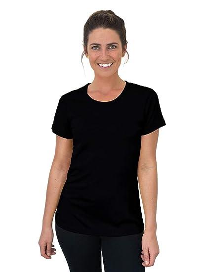 WoolX Addie – Women's Merino Wool T-Shirt – Lightweight & Breathable Tee for Women
