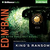 King's Ransom: An 87th Precinct Novel, Book 10 | Ed McBain